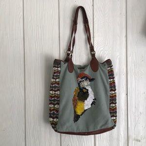 Anthropology Jasper & Jeera  Handbag